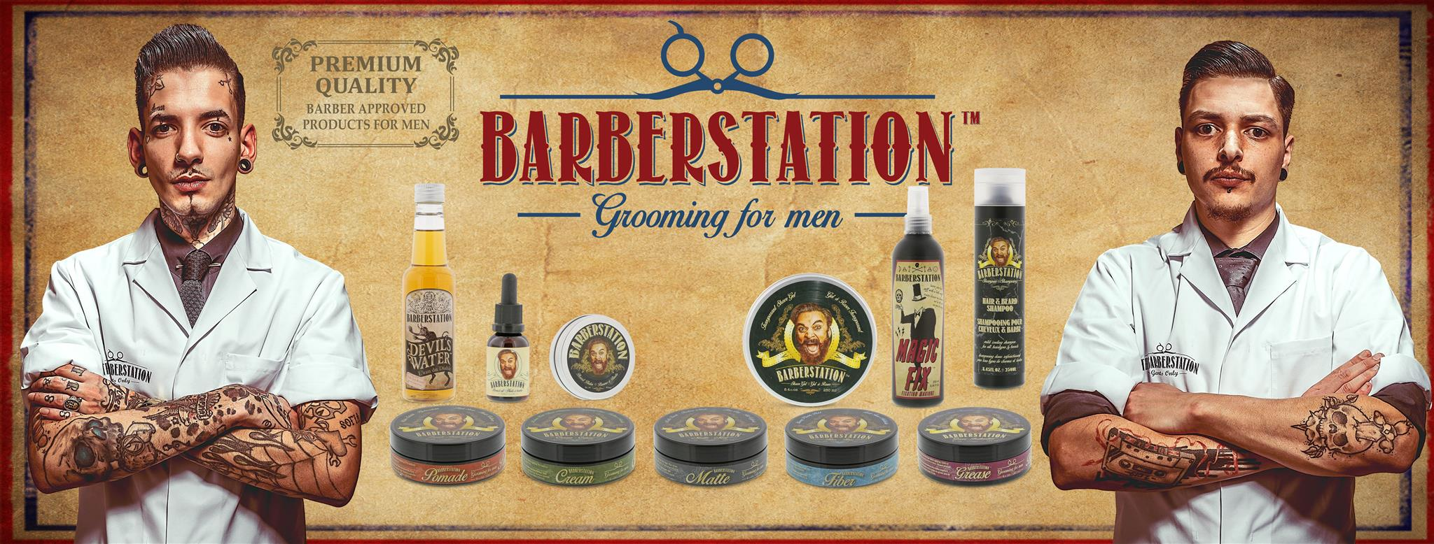 Barberstation