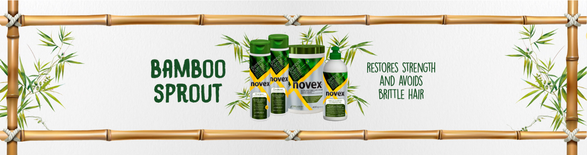 Novex Bamboo Sprout