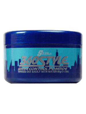 Luster\\\\\\\'s S Curl 360 Style Wave Control Pomade