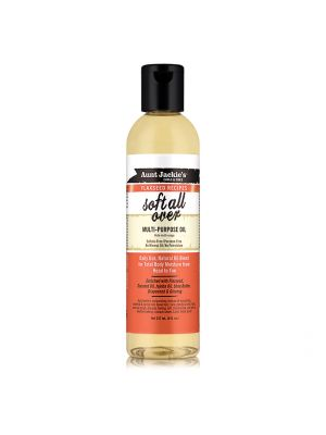 Aunt Jackie's Flaxseed Soft All Over Multi-Purpose Oil