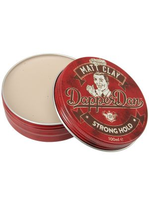 Dapper Dan Mat Clay Strong Hold New & Improved
