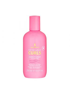 Lee Stafford For The Love Of Curls Conditioner -Wavy Hair