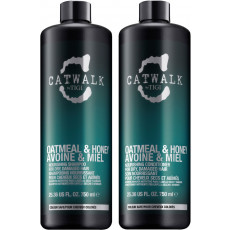 Aanbieding! TIGI Catwalk Oatmeal and Honey Tween Set