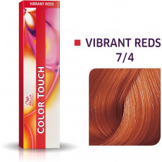 Wella Color Touch Vibrant Reds