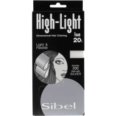 Sibel High-Light Foam Silver 20