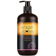 Argan De Luxe Anti Dandruff 2 In 1 Shampoo