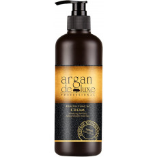 Argan De Luxe Keratin Leave In Cream - 240ml