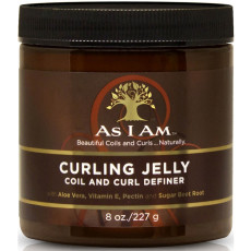 As I Am Curling Jelly