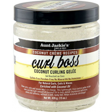Aunt Jackie's Coconut Creme Recipes Curl Boss Coconut Curling Gélee