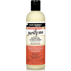 Aunt Jackie's Flaxseed Recipes Purify Me Moisturizing Co-Wash Cleanser