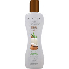 Biosilk Silk Therapy Organic Coconut Oil Leave-in Treatment