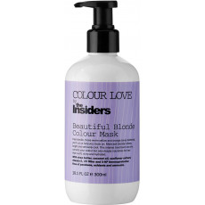 The Insiders COLOUR LOVE Beautiful Blonde Colour Mask