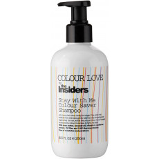 The Insiders COLOUR LOVE Stay With Me Colour Saver Shampoo