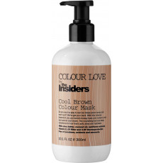 The Insiders COLOUR LOVE Cool Brown Colour Mask