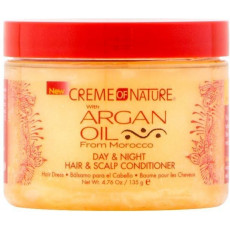 Creme of Nature Argan Oil Day and Night Conditioner