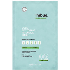 Imbue Curl Restoring Intensive Mask -60ml