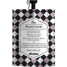 Davines The Purity Circle Hairmask
