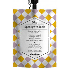Davines The Spotlight Circle Hairmask