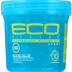 Eco Style Sport Styling Gel -473ml