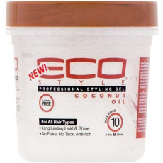 Eco Style Coconut Oil Styling Gel