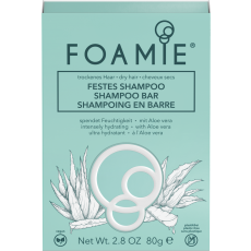 Foamie Shampoo Bar Aloe You Vera Much