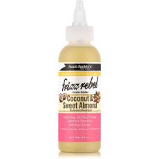Aunt Jackie's Natural Growth Oil Blends Coconut & Sweet Almond