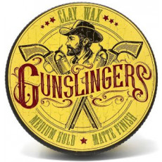 Gunslingers Clay Wax