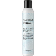 The Insiders GLAMORAMA Hold It There Finishing Spray
