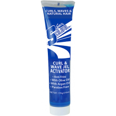 Luster's S Curl Curl and Wave Jel Activator
