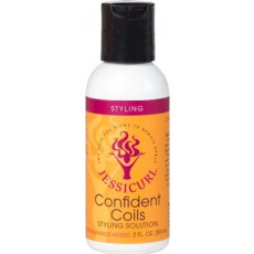 Jessicurl Confident Coils Styling Solution Travel Size