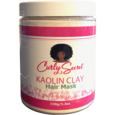 Curly Secret Kaolin Clay