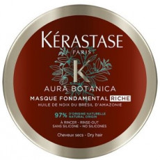 Kerastase Aura Botanica Masque Fondamental Riche -75ml