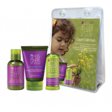 Little Green Kids Travel Essentials Set