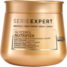 L'Oreal Serie Expert Glycerol + Coco Oil Nutrifier Masque