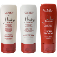 L'Anza Healing ColorCare Travelset