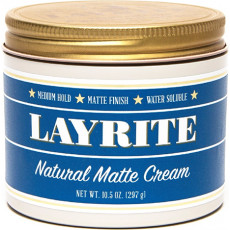 Layrite Natural Matte Hair Cream -297gr