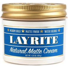 Layrite Natural Matte Hair Cream