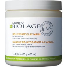 Matrix Biolage RAW Re-Hydrate Clay Mask