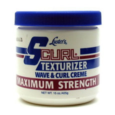 Luster's S Curl Texturizer Wave and Curl Creme -Maximum