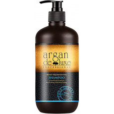 Argan De Luxe Mint Refreshing Shampoo