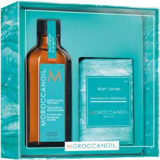 Moroccanoil Cleanse & Style Duo Original