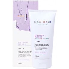 NAK Platinum Blonde Anti-Yellow Treatment