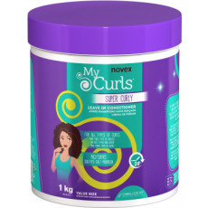 Novex My Curls Super Curly Leave-in Conditioner