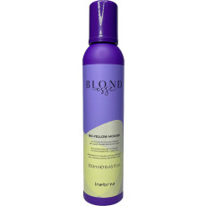 Inebrya Blondesse No-Yellow Mousse Conditioner