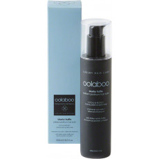 Oolaboo blushy truffle brilliant platinum hair bath