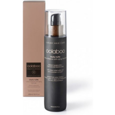 Oolaboo blushy truffle color preserve anti-aging hair bath