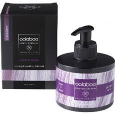 Oolaboo color in mask purple berry