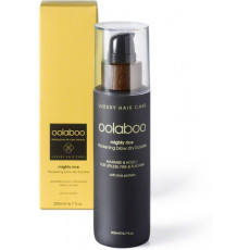 Oolaboo mighty rice thinkening blow dry booster