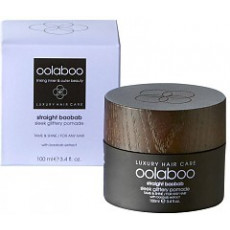Oolaboo Straight Baobab Sleek Glittery Pomade - 100ml