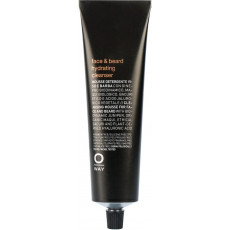 Oway Men - Face & Beard Hydrating Cleanser